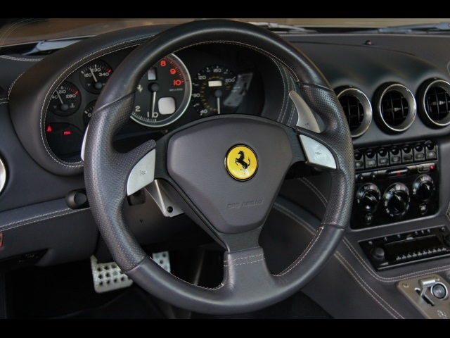 2003 Ferrari 575 M Maranello - Photo 25 - Miami, FL 33180