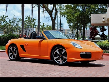 2008 Porsche Boxster Limited Edition Convertible