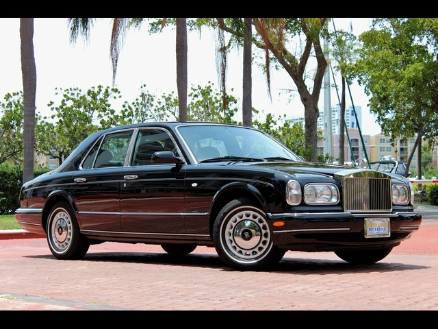 2000 rolls royce silver seraph for sale in miami fl stock 14412. Black Bedroom Furniture Sets. Home Design Ideas