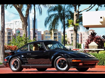 1988 Porsche 911 Turbo 930 Factory Slantnose Coupe