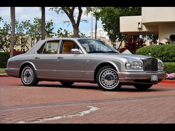 2001 Rolls-Royce Silver Seraph LOL Last Of Line Sedan