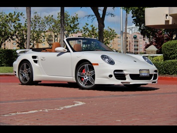 2008 Porsche 911 Turbo Tiptronic Convertible