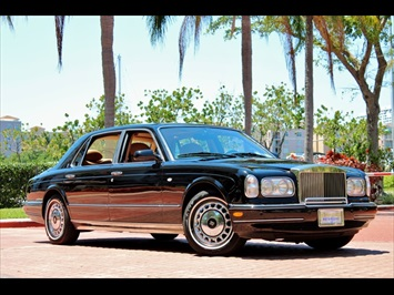2001 Rolls-Royce Park Ward Sedan