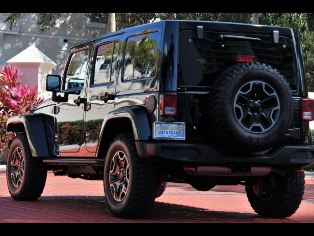 2015 Jeep Wrangler Unlimited Rubicon Hard Rock 24J Package - Photo 11 - Miami, FL 33162