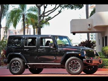 2015 Jeep Wrangler Unlimited Rubicon Hard Rock 24J Package SUV