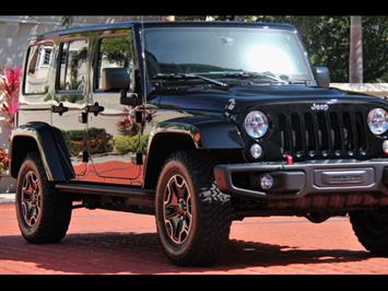 2015 Jeep Wrangler Unlimited Rubicon Hard Rock 24J Package - Photo 9 - Miami, FL 33162