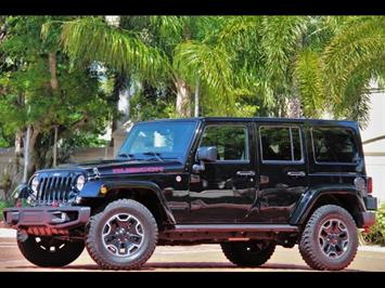 2015 Jeep Wrangler Unlimited Rubicon Hard Rock 24J Package - Photo 3 - Miami, FL 33162