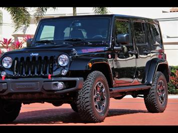 2015 Jeep Wrangler Unlimited Rubicon Hard Rock 24J Package - Photo 10 - Miami, FL 33162