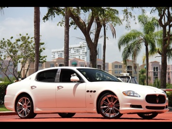 2009 Maserati Quattroporte - Photo 1 - Miami, FL 33162