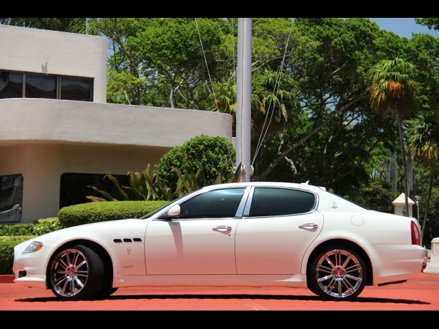 2009 Maserati Quattroporte - Photo 7 - Miami, FL 33162