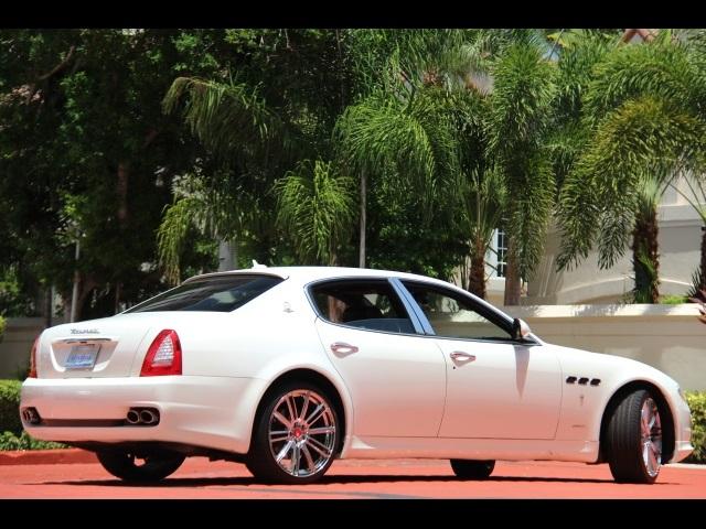 2009 Maserati Quattroporte - Photo 3 - Miami, FL 33162