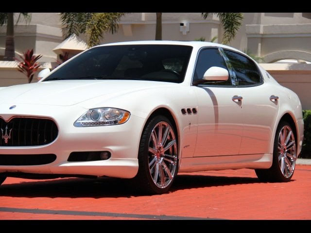 2009 Maserati Quattroporte - Photo 11 - Miami, FL 33162