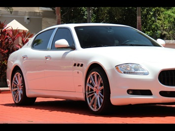 2009 Maserati Quattroporte - Photo 10 - Miami, FL 33162