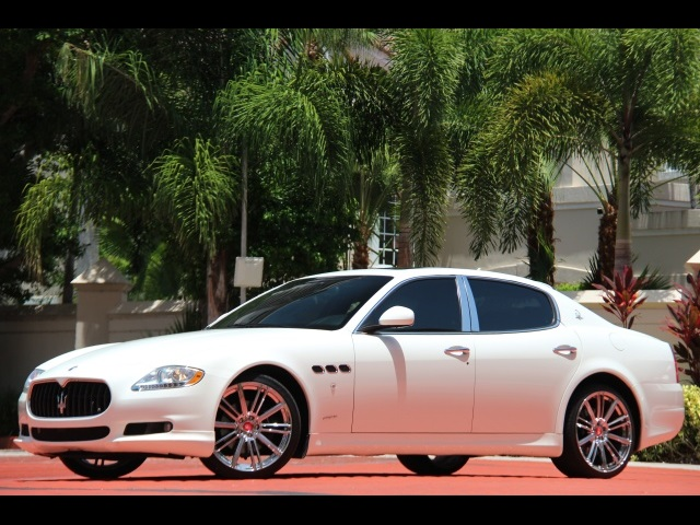 2009 Maserati Quattroporte - Photo 4 - Miami, FL 33162