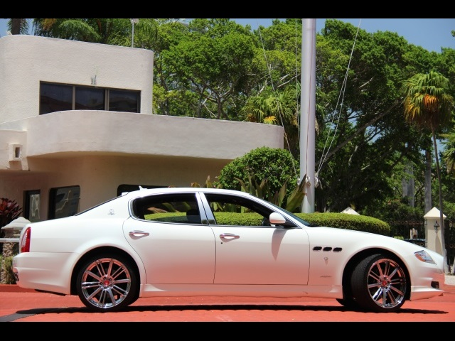 2009 Maserati Quattroporte - Photo 6 - Miami, FL 33162