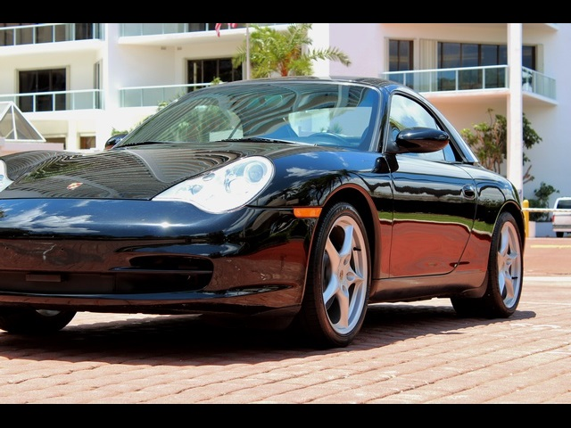 2002 Porsche 911 Carrera Cabriolet - Photo 14 - Miami, FL 33162