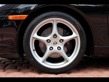 2002 Porsche 911 Carrera Cabriolet - Photo 37 - Miami, FL 33162