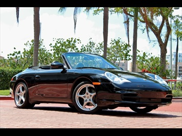 2002 Porsche 911 Carrera Cabriolet - Photo 1 - Miami, FL 33162