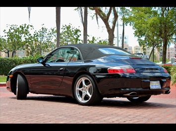 2002 Porsche 911 Carrera Cabriolet - Photo 3 - Miami, FL 33162