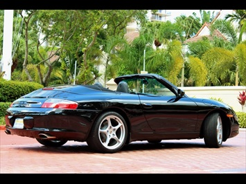 2002 Porsche 911 Carrera Cabriolet - Photo 7 - Miami, FL 33162