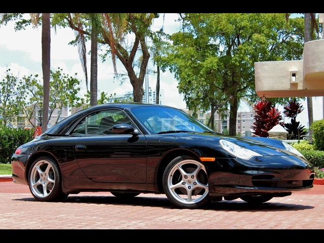 2002 Porsche 911 Carrera Cabriolet - Photo 4 - Miami, FL 33162