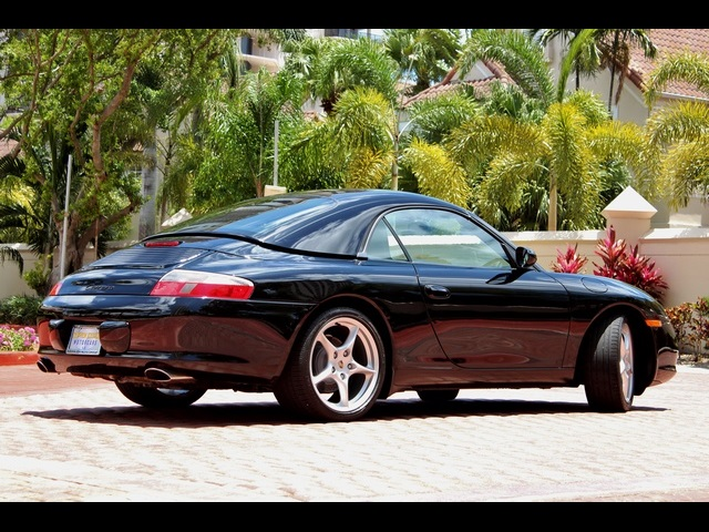 2002 Porsche 911 Carrera Cabriolet - Photo 5 - Miami, FL 33162