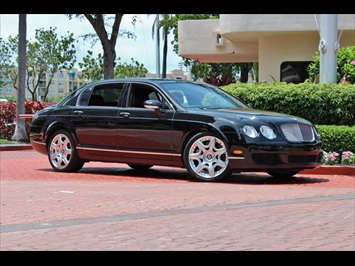 2007 Bentley Continental Flying Spur Mulliner Sedan