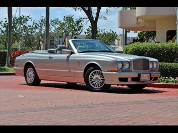 1998 Bentley Azure Convertible