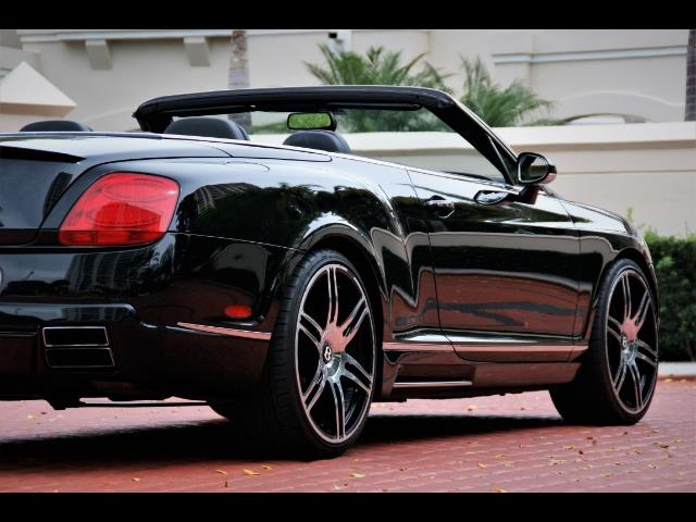 2008 Bentley Continental Gt Gtc Convertible 2 Door Ebay