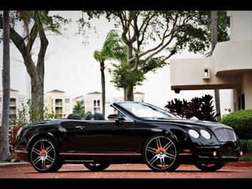 2008 Bentley Continental GT GTC Mansory GTC63 Convertible