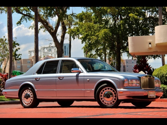2002 Rolls-Royce Silver Seraph LOL Last of the Line - Photo 1 - Miami, FL 33162