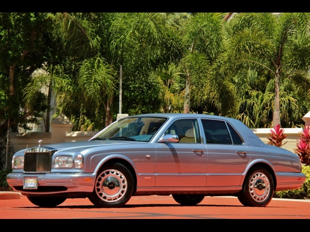 2002 Rolls-Royce Silver Seraph LOL Last of the Line - Photo 4 - Miami, FL 33162