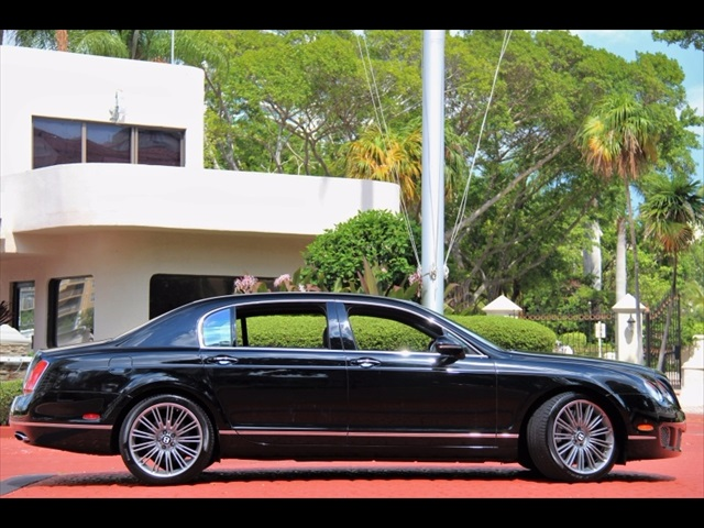 2011 Bentley Continental Flying Spur Speed - Photo 6 - Miami, FL 33162