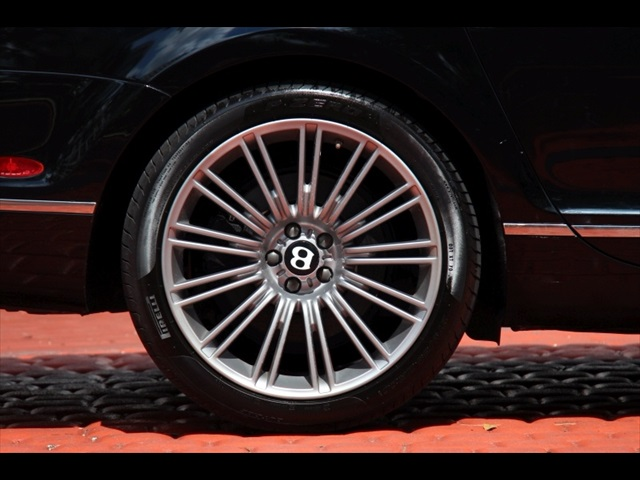 2011 Bentley Continental Flying Spur Speed - Photo 38 - Miami, FL 33162