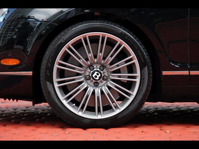 2011 Bentley Continental Flying Spur Speed - Photo 36 - Miami, FL 33162