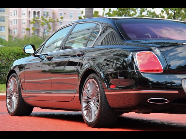 2011 Bentley Continental Flying Spur Speed - Photo 12 - Miami, FL 33162