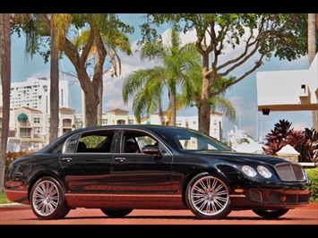 2011 Bentley Continental Flying Spur Speed - Photo 1 - Miami, FL 33162
