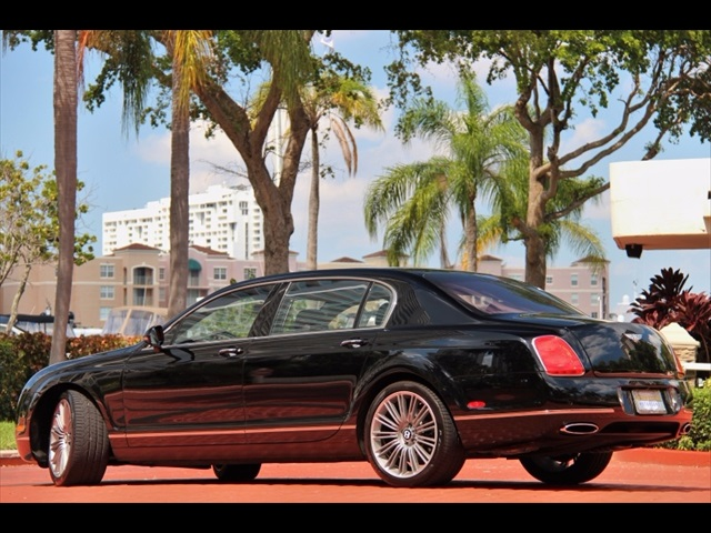 2011 Bentley Continental Flying Spur Speed - Photo 3 - Miami, FL 33162