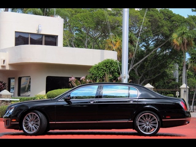 2011 Bentley Continental Flying Spur Speed - Photo 7 - Miami, FL 33162