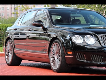 2011 Bentley Continental Flying Spur Speed - Photo 10 - Miami, FL 33162