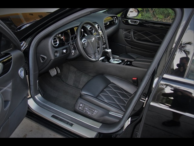 2011 Bentley Continental Flying Spur Speed - Photo 14 - Miami, FL 33162