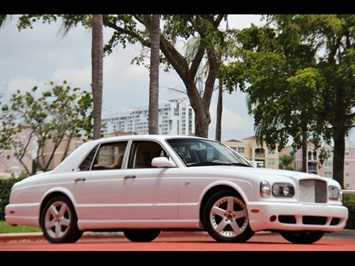 2004 Bentley Arnage T Sedan