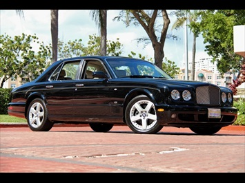 2005 Bentley Arnage T Mulliner Sedan