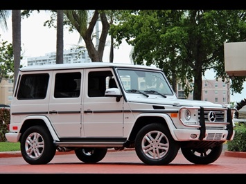 2014 Mercedes-Benz G550 SUV