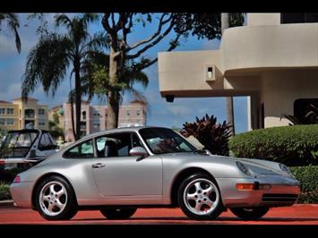 1997 Porsche 911 Carrera Tiptronic Coupe