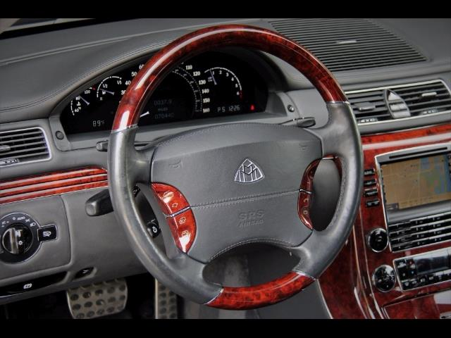 2004 Maybach 57 - Photo 20 - Miami, FL 33162