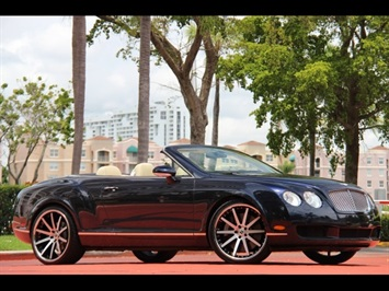 2008 Bentley Continental GT C Convertible