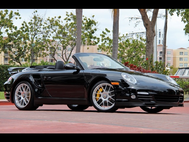 2011 porsche 911 turbo s cabriolet pdk for sale in miami fl stock 14387. Black Bedroom Furniture Sets. Home Design Ideas