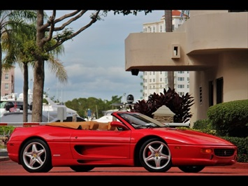1999 Ferrari F355 Spider 6 Speed Manual Transmission Convertible