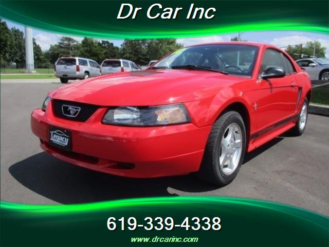 2002 Ford Mustang - Photo 1 - San Diego, CA 92120